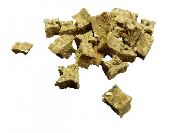 Cubes Lachs Fleischstücke
