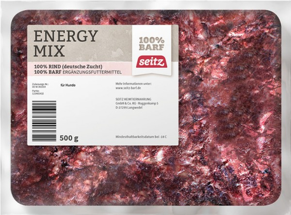 Energy-Mix, (Frost)