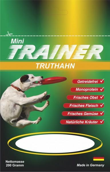 Mini Trainer Truthahn plus Kartoffel