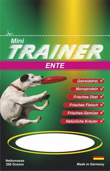 Mini Trainer Ente plus Kartoffel