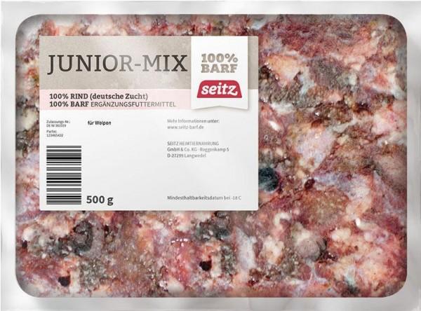 Junior-Mix, gewolft, (Frost)