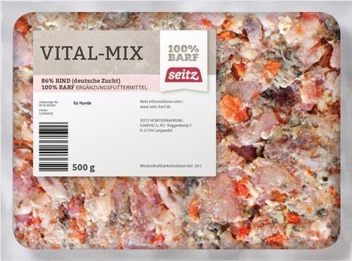 Vital-Mix m. Flocken + Gem. (Frost)