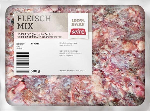 Fleischmix, gewolft (Frost)