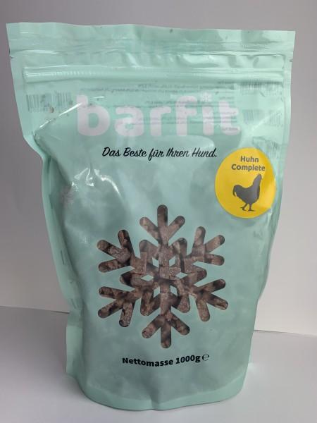 TK Barfit Complete Huhn 1000 Gramm