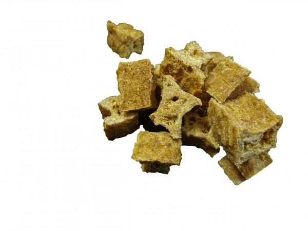 Cubes Makrele Fleischstücke