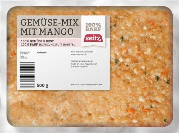 Gemüse-Mix Mango, (Frost)